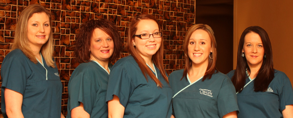 Staff at Total Rejuvenation